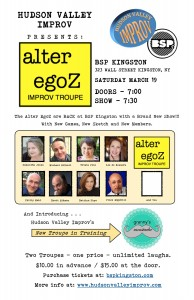 alter egoZ poster - March 19, 2016